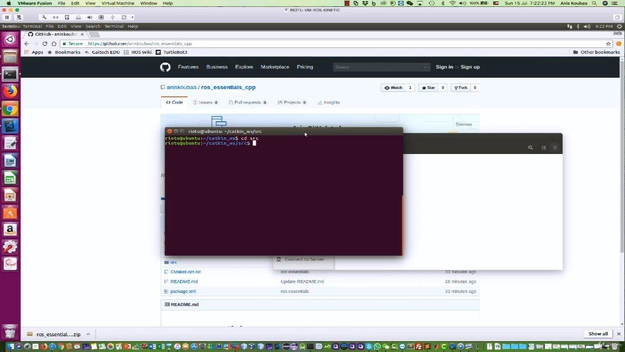 Ros Opencv3 Python