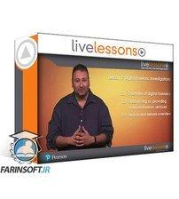 دانلود LiveLessons Digital Forensics and Cyber Crime with Kali Linux Fundamentals