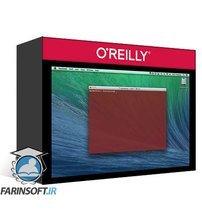 دانلود OReilly Command Line Administration for Mac OS X Learn by Video