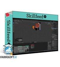 دانلود Skillshare Building 3D Houses In Blender
