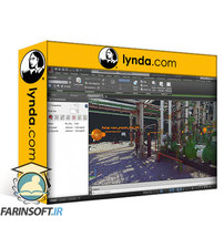 دانلود lynda Learning FARO As-Built for AutoCAD
