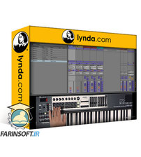 دانلود lynda Live Looping with Ableton Live