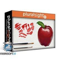 دانلود PluralSight Creating Natural Media Brushes in Photoshop