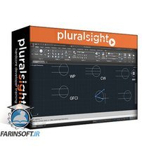 دانلود PluralSight Drawing Electrical Plans in AutoCAD