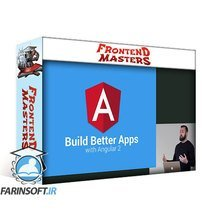 دانلود Frontend Masters Build Web Apps with Angular 2