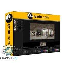 دانلود lynda 360 Video Production and Post (2019)