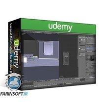 دانلود Udemy Create & Design a Modern Interior in Blender