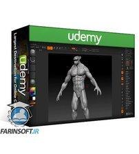 دانلود Udemy 3D Character Creation: Sculpting in Zbrush