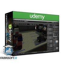 دانلود Udemy Blender 2.8 For Beginners: Create a Low-Poly Factory
