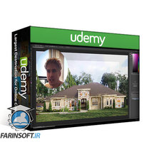 دانلود Udemy Exterior 3D Rendering with 3ds Max + Corona 3, Fastest Way!