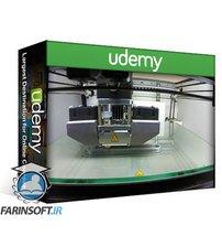 دانلود Udemy Fusion 360 for 3D Printing – Designing with Components