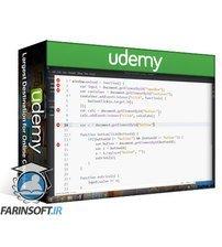 دانلود Udemy Learn Javascript Web App Development -Build A Calculator App
