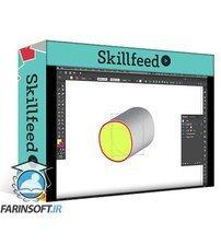 دانلود Skillfeed Creating & Using Custom 3D Objects in Illustrator