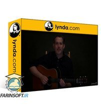 دانلود lynda Acoustic Guitar Lessons: 2 Scales, Walking Bass, Hammer-Ons, and Pull-Offs