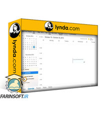 دانلود lynda Office 365 for Mac: Learning Outlook