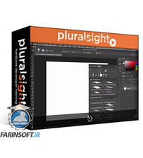 دانلود PluralSight Photoshop CC Working with Brushes