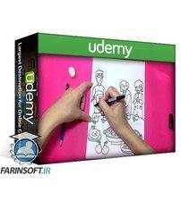 دانلود Udemy Learn Festival Drawing: Step by Step, for Kids & Beginners