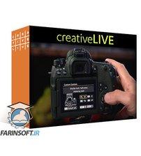 دانلود CreativeLive Canon EOS 77D Fast Start