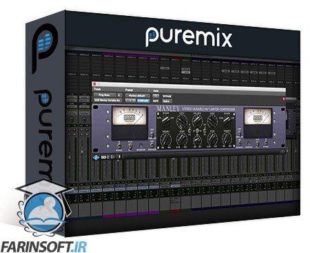 دانلود pureMix Jacquire King Mixing James Bay