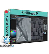 دانلود Skillshare Learn to Create Hand-Painted Textures for Games