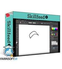 دانلود Skillshare Minimalistic Digital Portraits on Illustrator