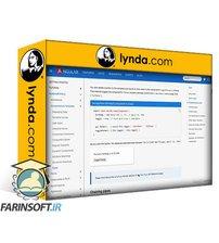 دانلود lynda Angular: Building an Interface