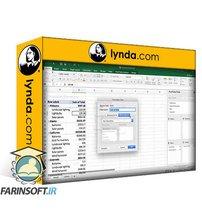 دانلود lynda Excel for Mac Essential Training (Office 365)