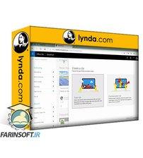 دانلود lynda SharePoint and Digital Transformation: Sites for Collaboration and Communication