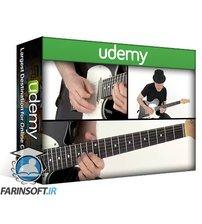 دانلود Udemy TrueFire Jeff McErlain – Blues arpeggios