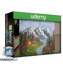 دانلود Udemy Learn To Make An Amazing Landscape through oil painting