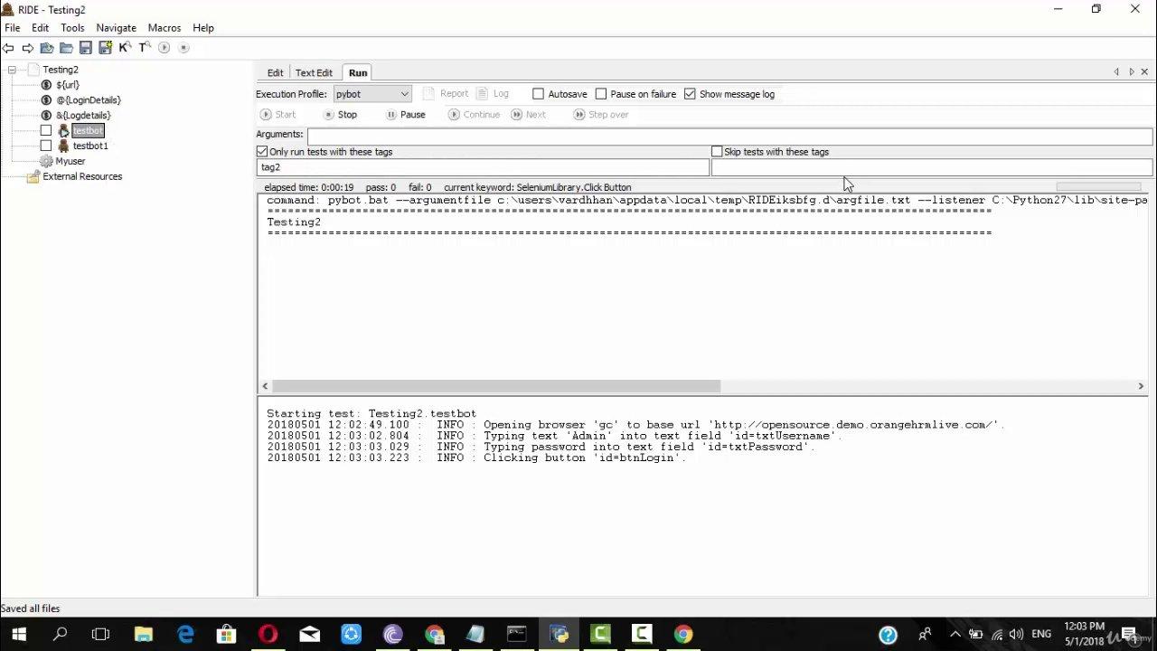 دانلود Udemy Python Web Automation testing|| Python Selenium