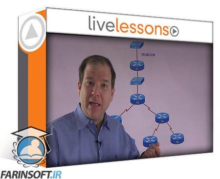 دانلود LiveLessons Learning Path: Cisco CCNP Routing and