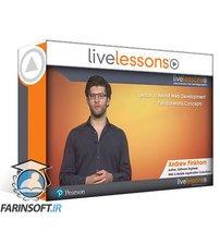 دانلود LiveLessons Web Development in Python with Django: Building Backend Web Applications and APIs with Django