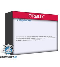 دانلود OReilly The Art of Unit Testing, Second Edition: with examples in C#