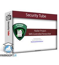 دانلود SecurityTube Pentester Academy Hacker Project. SMS Controlled Pentest Bot
