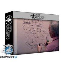 دانلود New Master Academy The Components of Drawing with Steve Huston