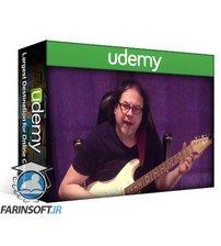 دانلود Udemy Truefire Melodic Soloing Blues chord tones