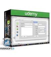 دانلود Udemy Build Library Management System  Python & PyQt5
