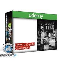 دانلود Udemy Screenwriting & Character Development Step-by-Step Scripts