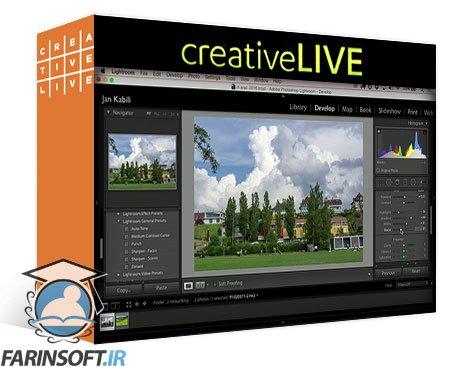 دانلود CreativeLive Combining Lightroom CC and Photoshop CC for a Seamless Workflow