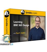 دانلود lynda Learning BIM 360 Design