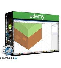 دانلود Udemy Game Design with Inkscape & free tools. Create game design