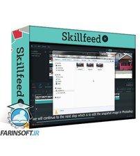 دانلود Skillshare VIDEO EDITING : Make video tricks like pro using Filmora and photoshop