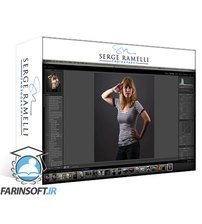 دانلود Serge Rameli Retouching Portraits with Lightroom