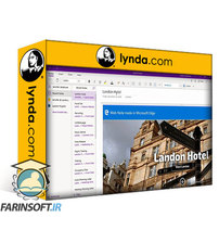 دانلود lynda OneNote for Windows 10 Essential Training