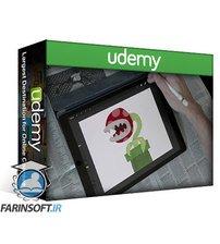 دانلود Udemy Drawing and Painting on the iPad with Procreate