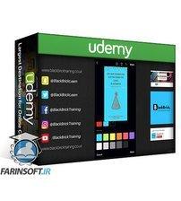 دانلود Udemy Graphic Design Course | Learn By Doing Practical Projects!