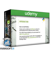 دانلود Udemy Programming Numerical Methods in Python