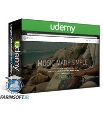 دانلود Udemy Sound Design + Arrangement: The Mainstream Top 40