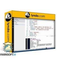 دانلود lynda Advanced npm